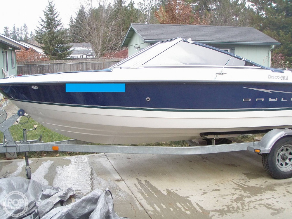 Bayliner 195 Discovery 2007 Bayliner 195 for sale in Coeur D'alene, ID