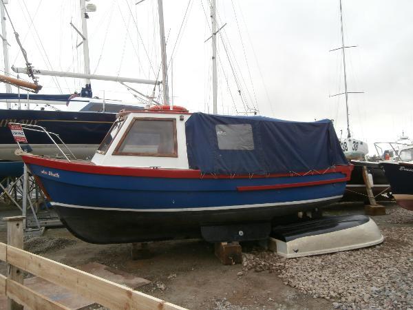 Maritime 21 Angler