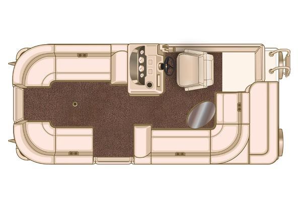 Sylvan Mirage Cruise 820 CR