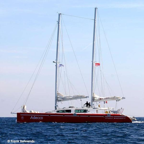 Etoile Marine Custom Sailing Catamaran 82 Custom Sailing Catamaran 82