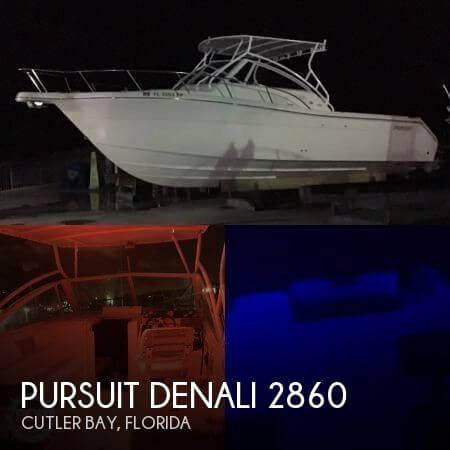 Pursuit 2860 Denali 1998 Pursuit Denali 2860 for sale in Cutler Bay, FL