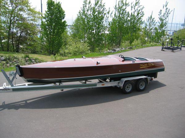 Hacker-Craft Race Boat Photo 1