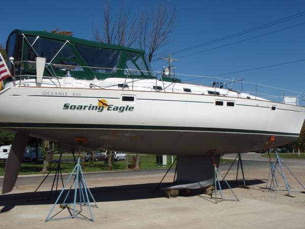Beneteau Oceanis 461 Soaring Eagle