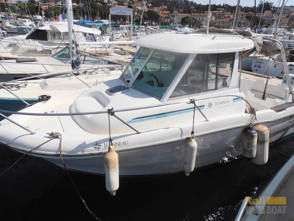 Jeanneau Merry Fisher 635 IB P5230100