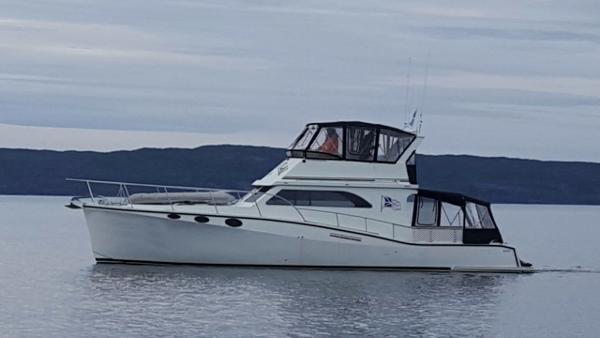 Motor Yacht 46