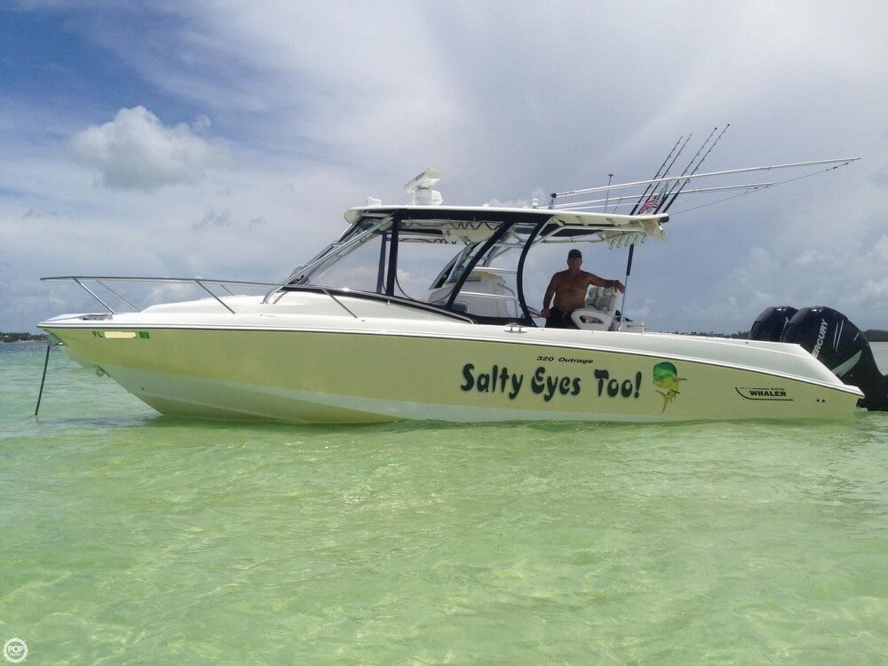 Boston Whaler 320 Outrage 2008 Boston Whaler 320 Outrage Cuddy for sale in Stuart, FL