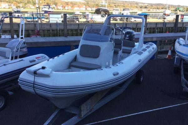 Brig Inflatables 650 Eagle RIB