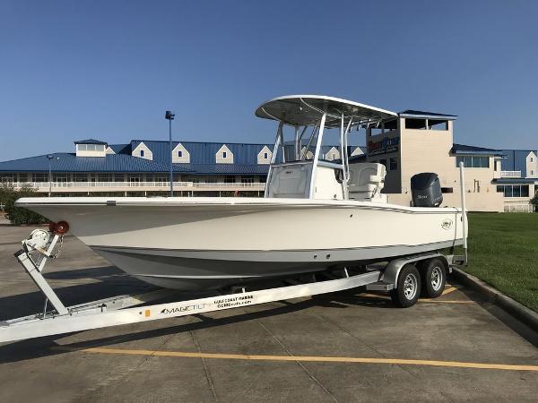 Sea Hunt BX 25 BR