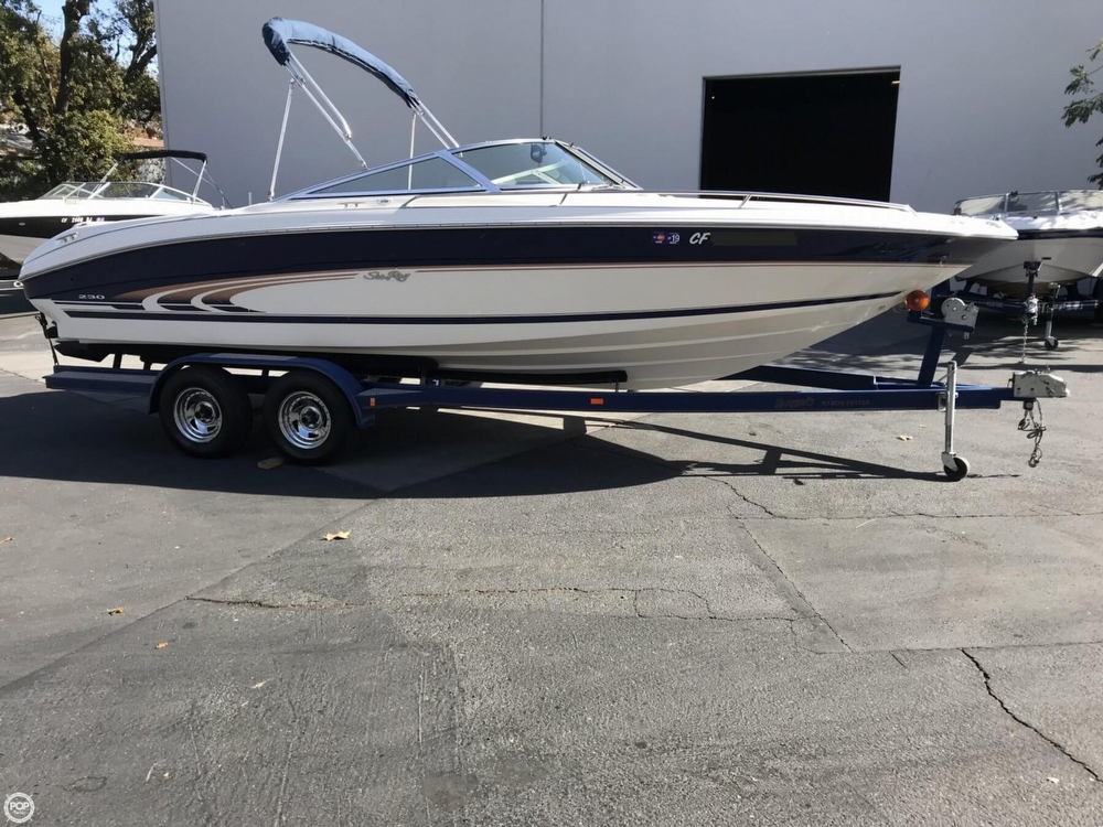 Sea Ray 230 Bow Rider Select Signature 1998 Sea Ray 230 Bow Rider Select Signature for sale in Sacramento, CA
