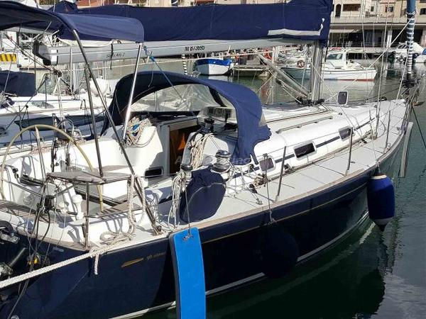 Grand Soleil GRAND SOLEIL 40 Abayachting Grand Soleil 40 Cantiere del Pardo 1