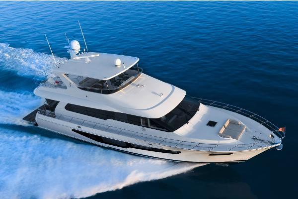 CL Yachts CLB 72