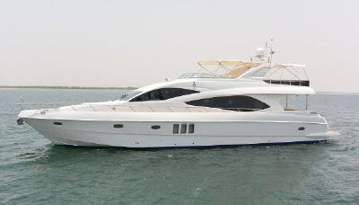 Gulf Craft Majesty 77 Motor Yacht