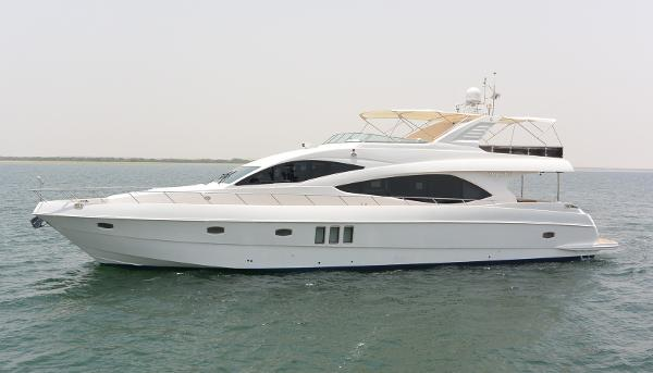 Gulf Craft Majesty 77 Motor Yacht