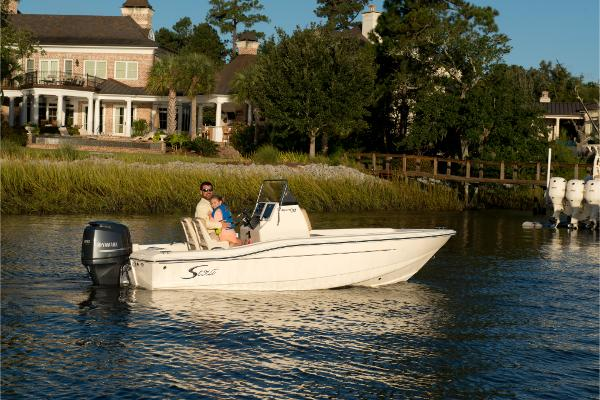 Scout 175 Sport Fish