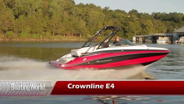 Crownline E 4 Sistership Photo
