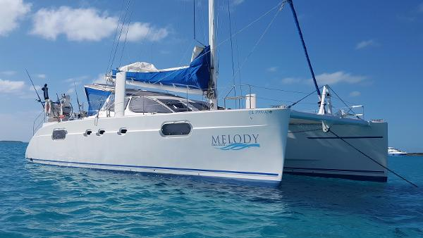 Catana 471 OWNER VERSION