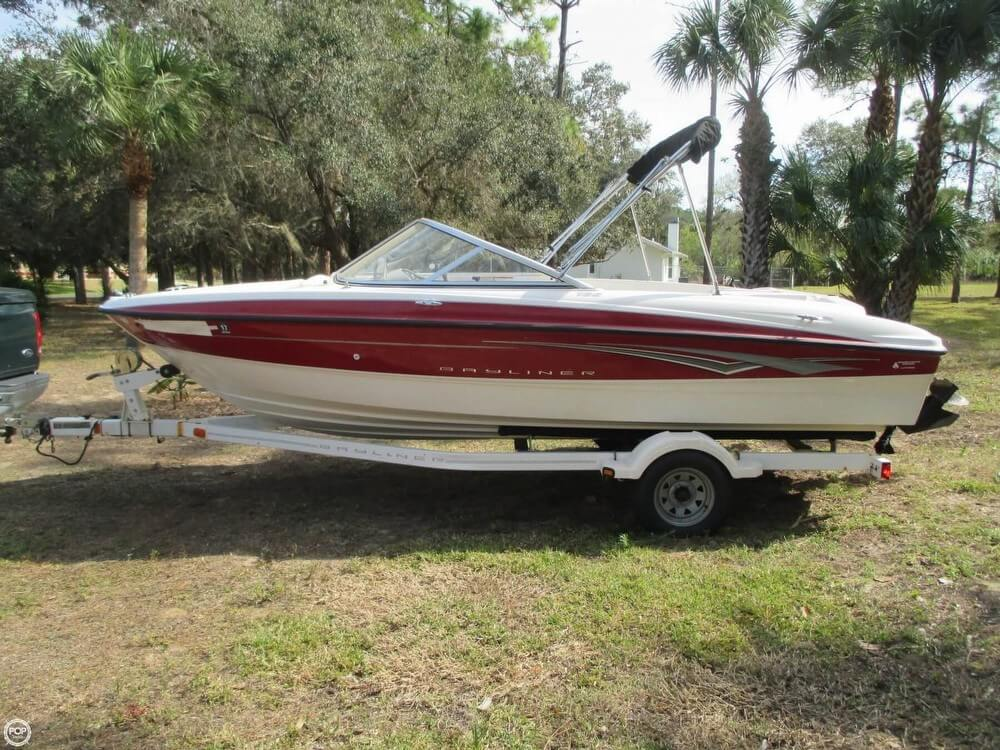 Bayliner 185 Bowrider 2008 Bayliner 185 BR for sale in North Port, FL