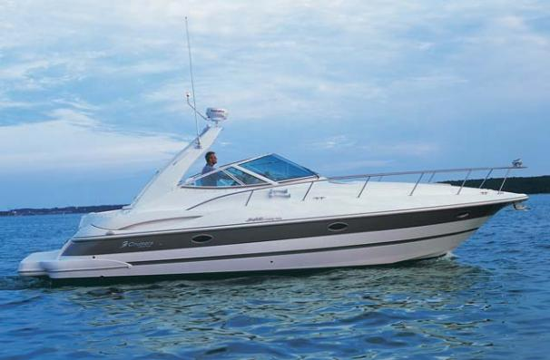 Cruisers Yachts 340 Express Manufacturer Provided Image