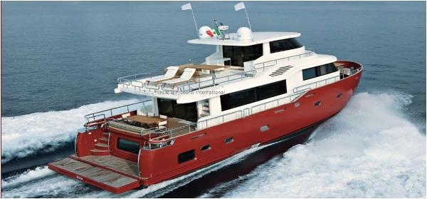 Apreamare Style Cantieri Navali Liguria 72 Apreamare style 72'