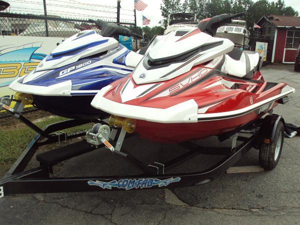 Yamaha WaveRunner GP1800 SVHO
