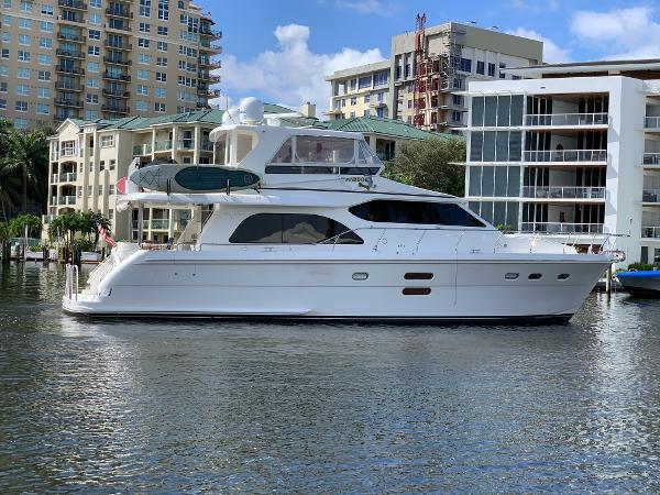 Hampton 580 Pilothouse Motoryacht