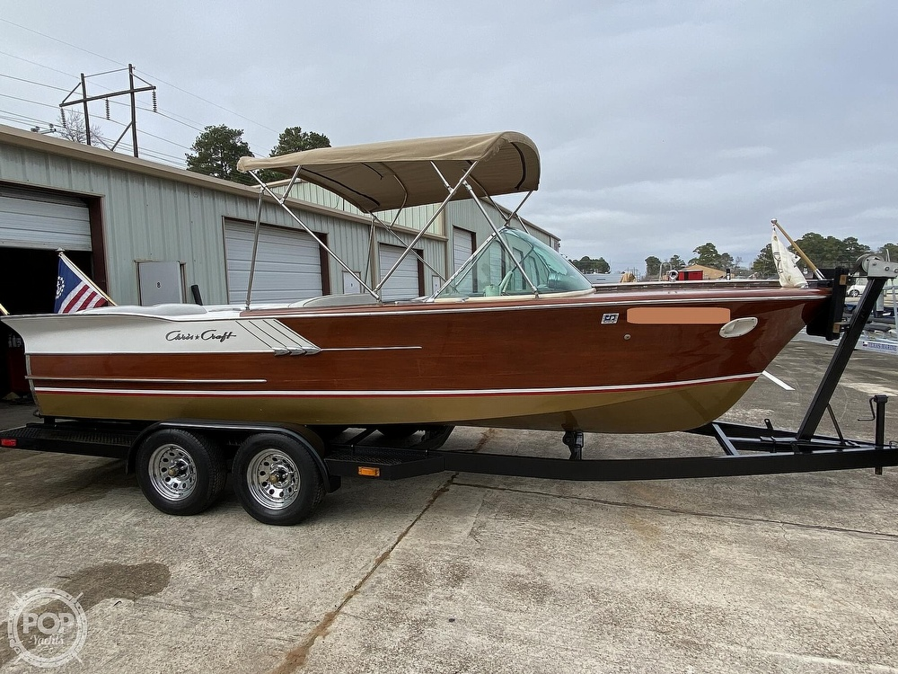 Chris-Craft Continental 1961 Chris-Craft Continental for sale in Montgomery, TX