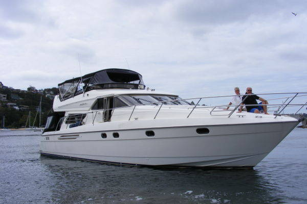 Princess 60 Flybridge Photo 1