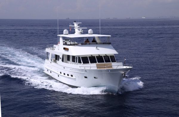 Outer Reef Yachts 730 LRMY Manufacturer Provided Image