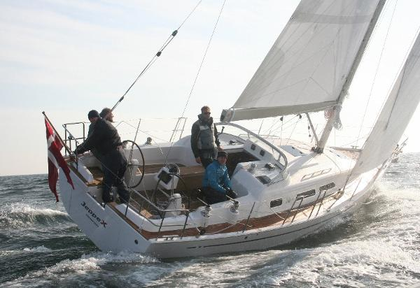 X - Yachts Xc 35 Manufacturer Provided Image: X-Yachts Xc 35