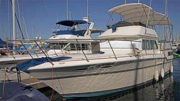 36' Sea Ray 1984 360 Aft Cabin MY Faith