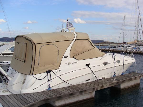Sea Ray 315 Sundancer Sea Ray 315 Sundancer for sale in Greece by Alvea Yachts