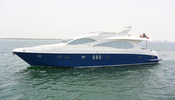 Gulf Craft Majesty 88 Motor Yacht