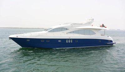 Gulf Craft Majesty 88 Motor Yacht