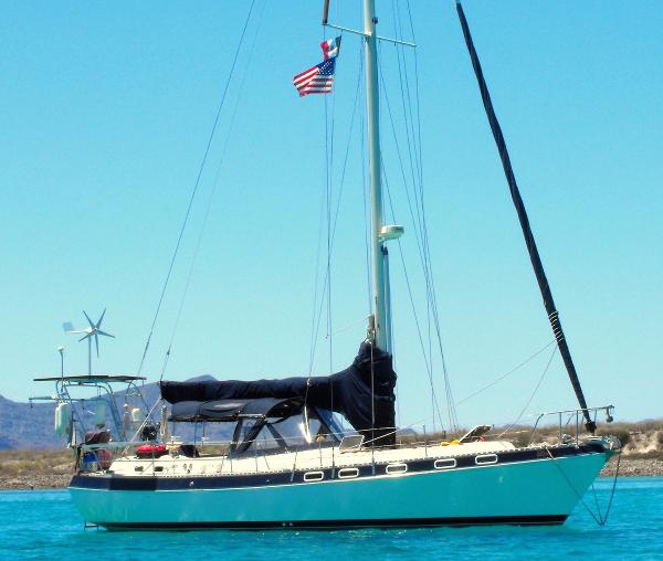 Morgan Classic 41 1987 Morgan CC Classic 41 Sloop for sale