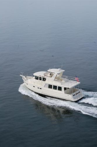 North Pacific 49 Pilothouse