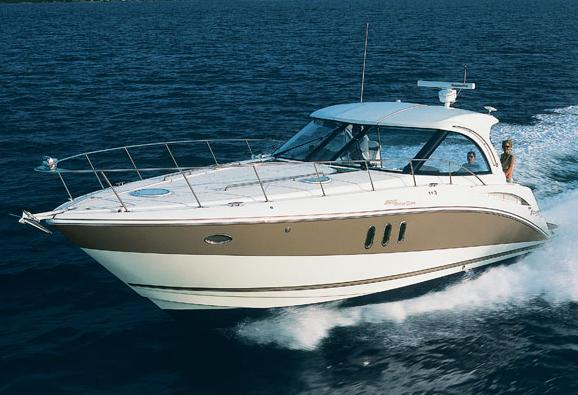 Cruisers Yachts 390 Sports Coupe Manufacturer Provided Image