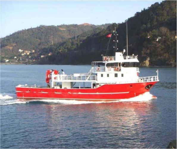 ron-ka yachting co. ltd trawler fishing boat Photo 1