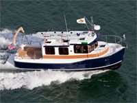 Ranger Tugs R27 The all-new Ranger 27 packs plenty of power to get you where you want to go; solar panels are an option