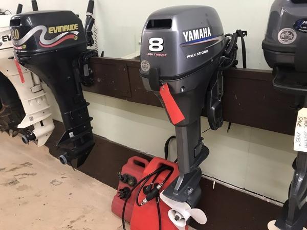 Yamaha Marine T8