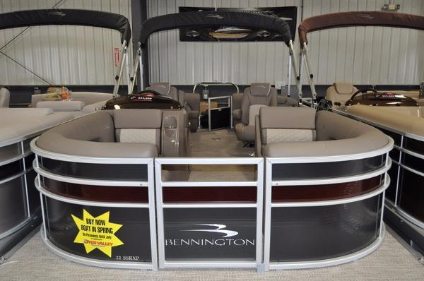Bennington 22 SSRX Premium