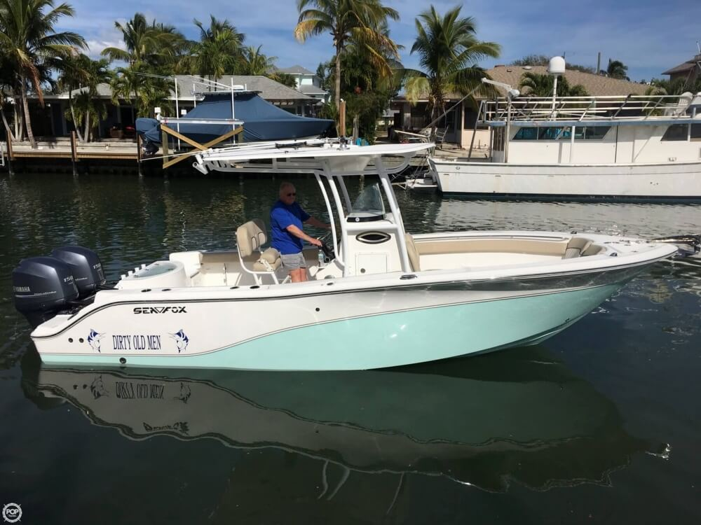 Sea Fox 256 Commander Center Console. 2015 Sea Fox 256 Commander Center Console. for sale in Fort Pierce, FL