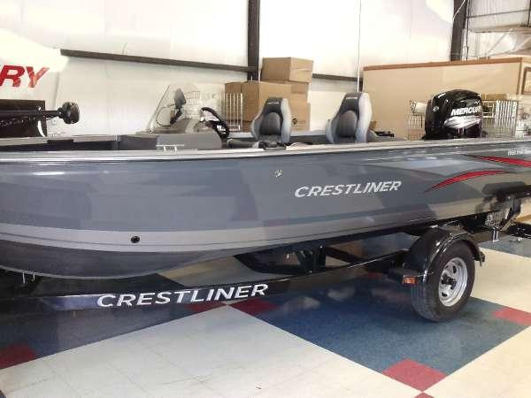 Crestliner 1850 Fish Hawk SC