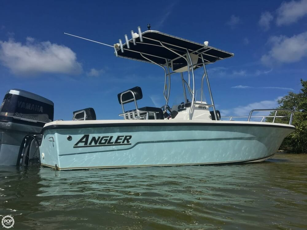 Angler Boats 2200 Grande Bay center console 2007 Angler 2200 Grand Bay center console for sale in Sunny Isles Beach, FL