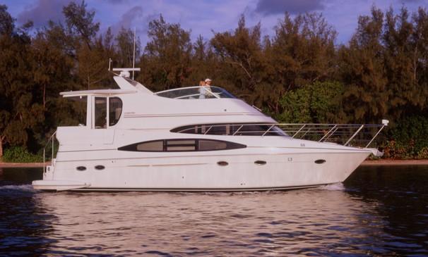 Carver 46 Motor Yacht Manufacturer Provided Image