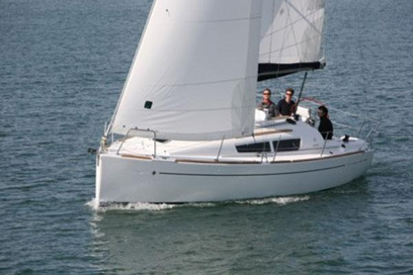 Jeanneau Sun Odyssey 30i Manufacturer Provided Image: Port Side View