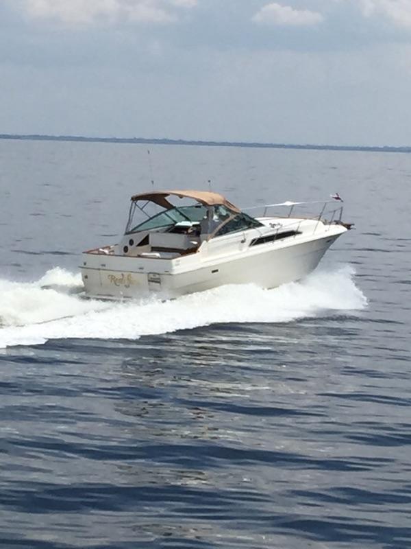 Sea Ray 340 DA