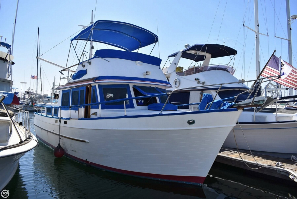 Marine Trader Double Cabin 1979 Marine Trader 40 Double Cabin for sale in Wilmington, CA