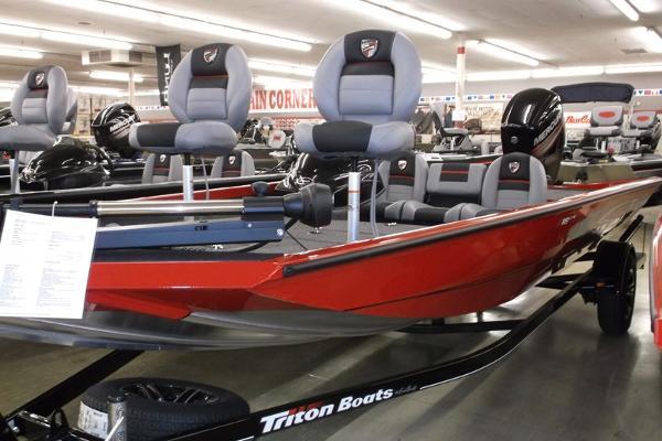 Triton 18 C TX