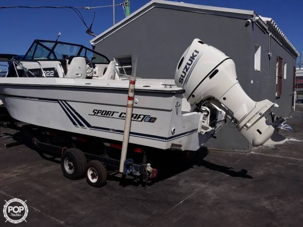 SportCraft Fishmaster 222 1989 Sportcraft 22 for sale in Hialeah, FL