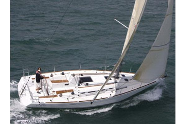 Beneteau First 40 Manufacturer Provided Image: Beneteau First 40